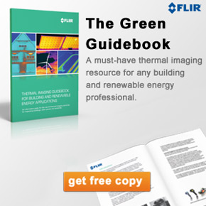 Free Thermal Imaging Guidebook for Building and Renewable Energy Applications