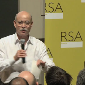 Jeremy Rifkin – The Third Industrial Revolution