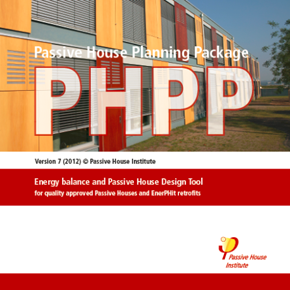 Passive House Planning Package (PHPP) Version 7 (2012)