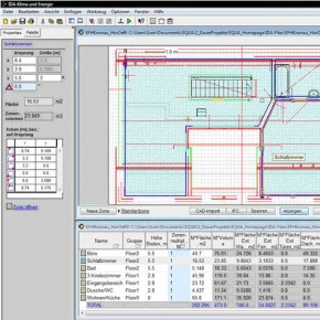 IDA Indoor Climate and Energy BIM Interoperability for Thermal  Simulation