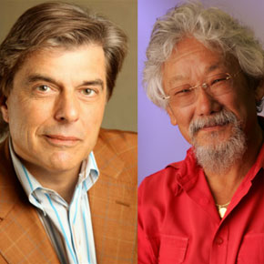David Suzuki & Jeff Rubin: The End of Growth Tour 2013