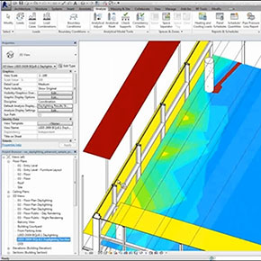 Daylighting Analysis with Autodesk Revit