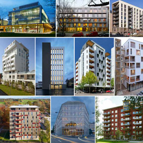 Perkins+Will Conducts Survey of International Tall Wood Buildings