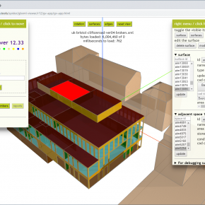 An Updated Web-Based gbXML Viewer is Now Available